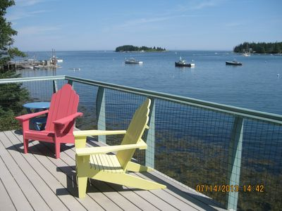 Photo for 3BR Cottage Vacation Rental in Tenants Harbor, Maine