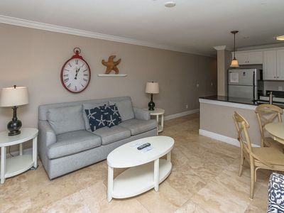 Photo for 2 Bedroom 2 Bathroom Oceanfront Flat  at Ocean Dunes Villas