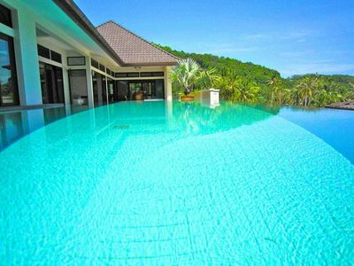 Photo for Luxury Private Beach Tai Pan Villa