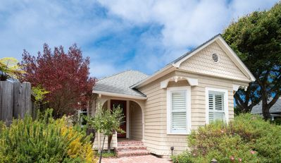 Photo for Crystal Cottage - Pacific Grove Cottage - Walk to the Beach