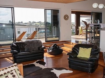 Photo for 3BR House Vacation Rental in Raglan, Waikato
