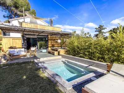 Photo for Catalunya Casas: Villa Gracia for up to 7 guests, only 300m from Costa Brava beaches!