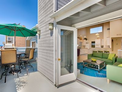 Photo for 20% OFF MAY - Bright Beach Home, 1.5 Blocks to Ocean, Views + Spacious