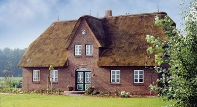 Photo for North Sea island of Foehr Farmhouse in excl. Apartments