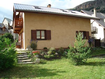 Photo for Chalet Béraud in the heart of the village of serre chevalier 1500 MONÊTIER LES BAINS