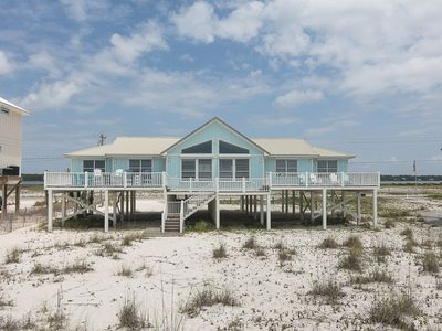 Photo for Book your Fall getaway in Paradise: 4 BR/3 BA House in Gulf Shores Sleeps 10
