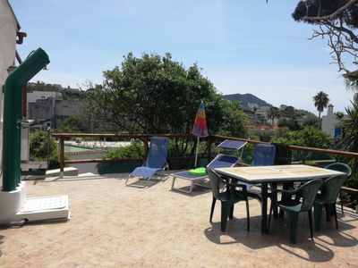 Photo for Sun & Centrality apartments in Forio d'Ischia!