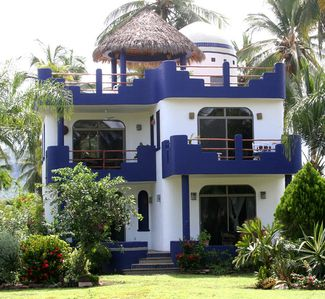 Lovely Casa Luna.  Pefect for relaxing, with ample room for privacy.