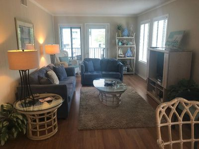Photo for 3 BEDROOM-CLOSE TO BOARDWALK and POOL! Washer/Dryer!
