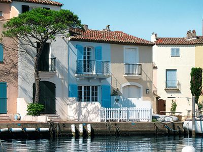 Photo for Vacation home Capri (POG125) in Port Grimaud - 4 persons, 2 bedrooms