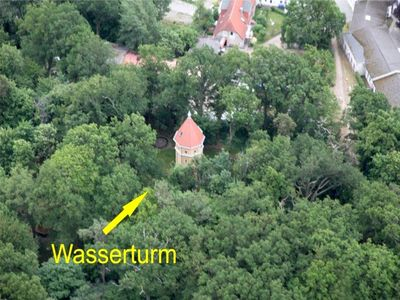 """Photo for """"Water Tower"""" - Putbus - WATER TOWER"""