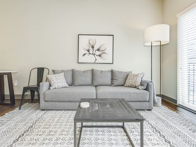 Photo for All the Amenities in Downtown Indy - Two Bedroom Apartment, Sleeps 4