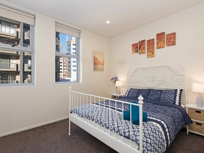Photo for Let's stay in CBD -2BR next to Darling Harbour&ICC