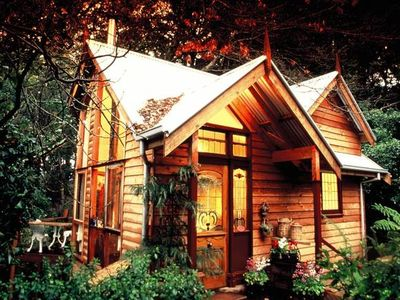 Photo for Arcadia Cottages - Treehouse