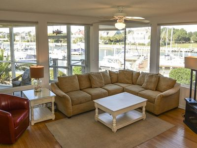 Photo for 2BR Condo Steps from the Marina + Wild Dunes Amenities!