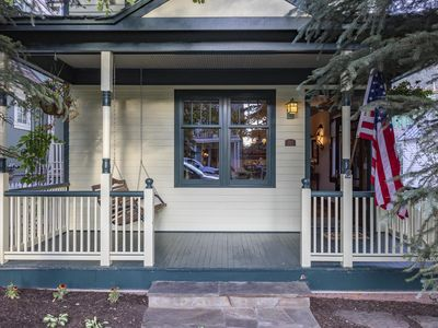 Photo for Lovely Home on South Oak Street, Steps From Gondola, One Block From Courthouse