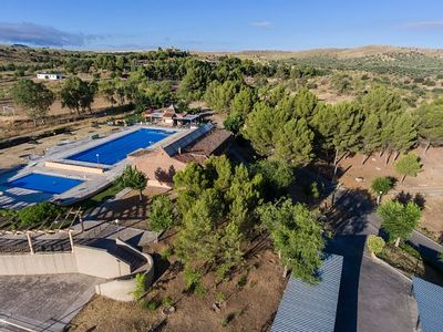 Photo for Self catering Finca Piedralrey for 44 people