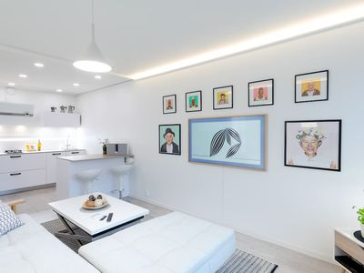 Photo for Aurora Apartments - Premium Scandic Modern Designer Flat. Self Checkin