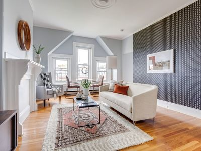 Photo for Sunny 1BR in Back Bay by Sonder