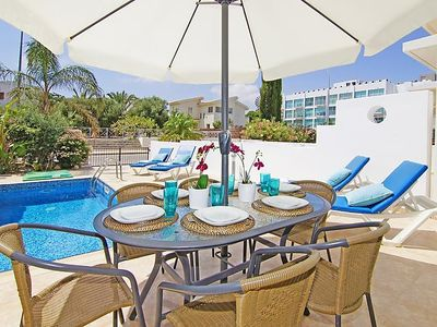 Photo for Vacation home PRMEA4 in Protaras - 4 persons, 2 bedrooms