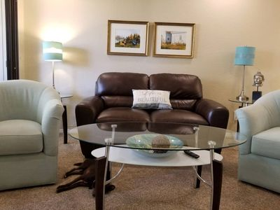 Photo for Beautifully Remodeled Condo in Gated Resort