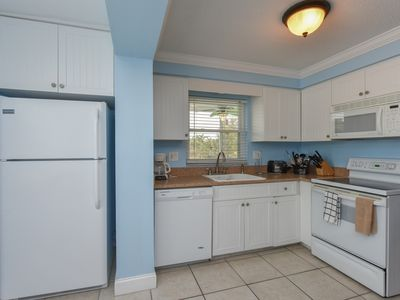 Photo for Renovated 2 Bedroom Just Steps To The Beach And Village. With Pool And Balcony