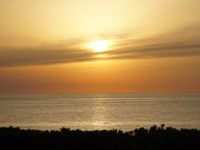 Photo for Amazing sunsets in a  first line villa