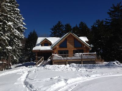 Photo for Beautiful Private Ski House Near Hunter