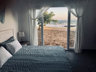 Photo for Sandy Feet House (Amazing Beach Front House)