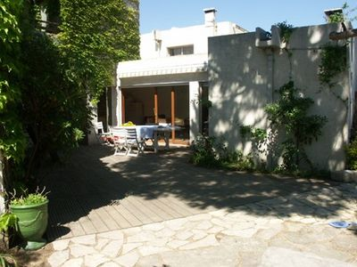 Photo for Large family house 100m from the sea,