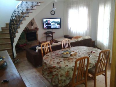 Photo for Vacation home Pinos in L'Ametlla de Mar - 8 persons, 4 bedrooms