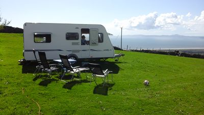 Photo for Choose your Snowdonia caravan pitch, touring caravan will be there ready for you