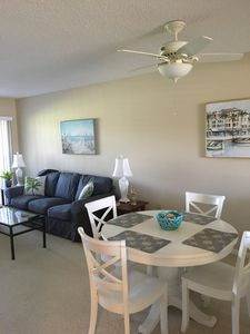 Photo for Beautifully Renovated  2/2 Condo - Walk to the Beach