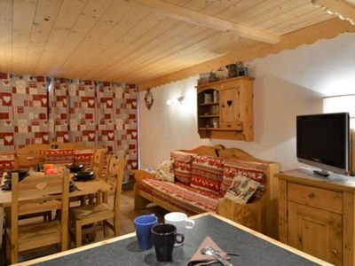 Photo for Apartment Plagne Aime 2000, 1 bedroom, 7 persons