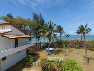 Photo for Beach Villa, large garden, spacious rooms, ideal beach retreat for large group.