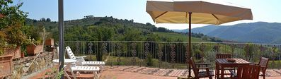 Photo for 2 bedroom Villa, sleeps 6 in Serravalle with Pool, Air Con and WiFi