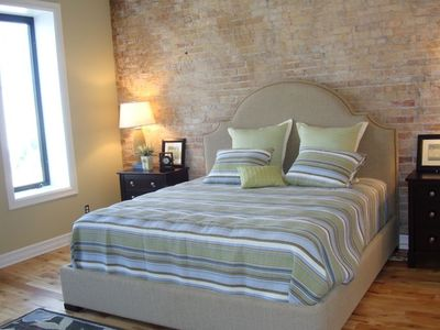 Photo for The New Yorker - Amazing Loft Condo Downtown South Haven
