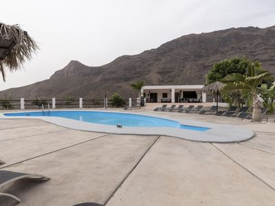 Photo for Classy Holiday Home in Fataga with Swimming Pool