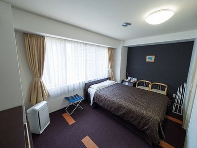 Photo for Nonsmoking double bedroom  / Osaka Osaka