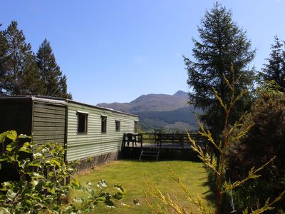 Photo for 3BR Mobile Home Vacation Rental in Taynuilt