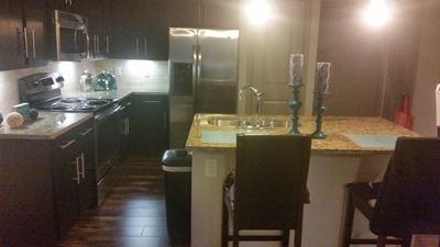 Photo for 1BR Apartment Vacation Rental in Pearland, Texas