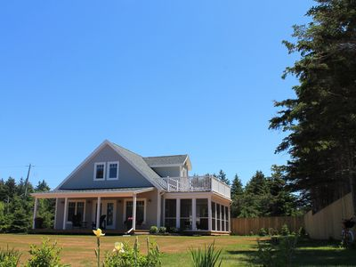 Photo for Beautiful NEW vacation rental/Entrance to National Park walk to the beach