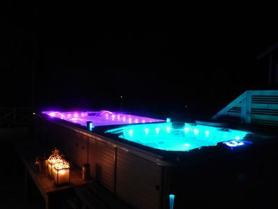 Photo for New House in Archipelago, Heated Jacuzzi and Pool with a Large Terace of 150 sqm