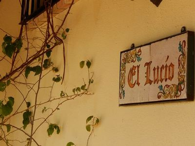 Photo for El Lucío Rural Cottage for 2 people