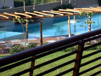 The Pool two seconds away