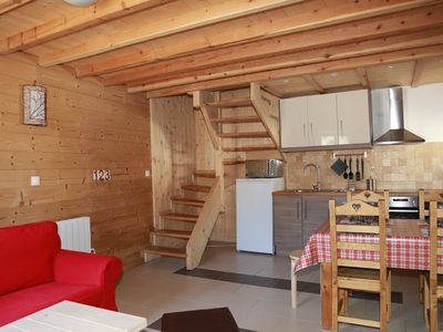 Photo for Huez En Oisans: House / Villa - Huez/Alpe d''huez
