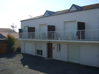 Photo for Apt with good exposure and big balcony, in the southern suburbs of La Rochelle