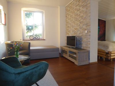 Photo for Apartment / app. for 3 guests with 45m² in Eggesin (121647)