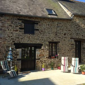 Photo for Country house near Mont St Michel