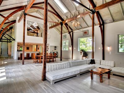 Photo for The Playhouse: 7,000 Square Feet of Berkshires Modern Luxury and History